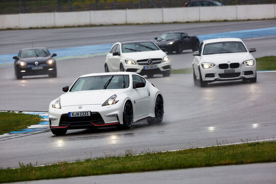auto motor und sport Fahrdynamik-Training