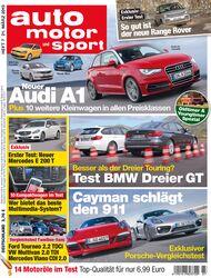 auto motor und sport - Heft 07/2013