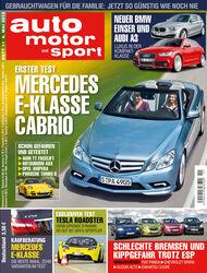 auto motor und sport - Heft 11/2010