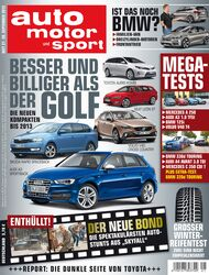 auto motor und sport - Heft 21/2012