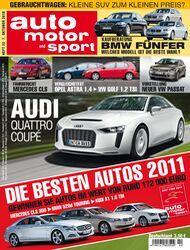 auto motor und sport Heft 22/2010