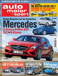 auto motor und sport Heft 24/2010