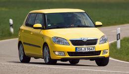 auto, motor und sport Leserwahl 2013: Kategorie B Kleinwagen - Skoda Fabia