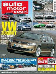 auto motor und sport Titel 02/09