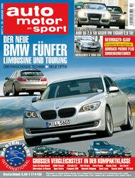 auto motor und sport Titel 04/09