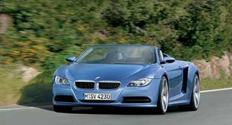Bmw Z8 Nachfolger Kurz Vor Neun Auto Motor Und Sport