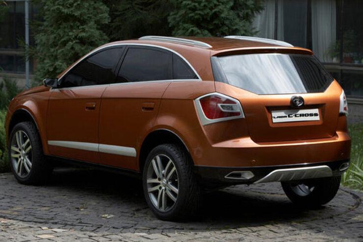 lada c cross russische suv zukunft auto motor und sport. Black Bedroom Furniture Sets. Home Design Ideas