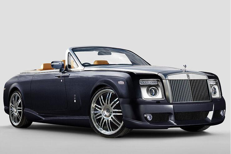 mansory rolls royce cabrio bel air design auto motor und sport. Black Bedroom Furniture Sets. Home Design Ideas