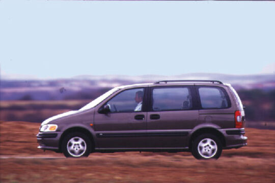 Opel sintra auto motor und sport