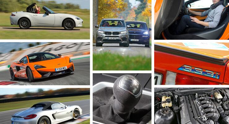 sport auto Highlights, Überraschungen des Jahres 2015
