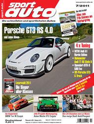 sport auto-Zeitschrift 07-2011