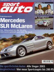 sportauto, Heft 01/2004