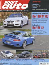 sportauto, Heft 02/2008