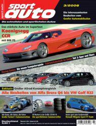 sportauto, Heft 03/2006