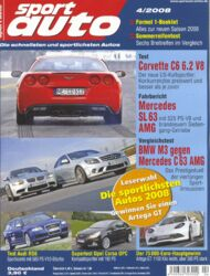 sportauto, Heft 04/2008