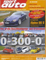 sportauto, Heft 05/2008