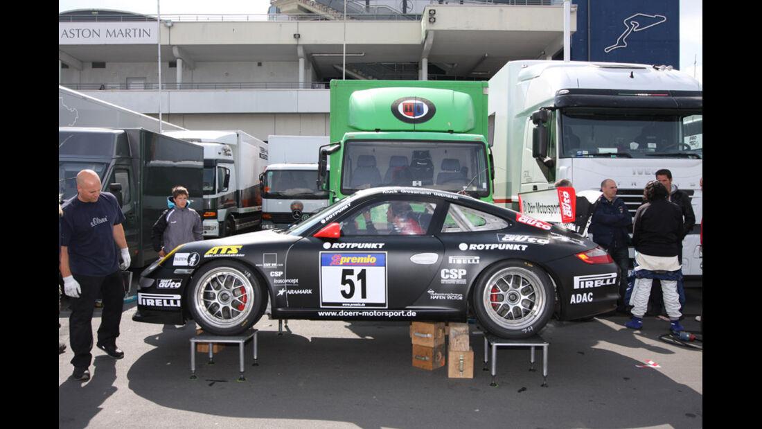 #051, Boxengasse, VLN, Langstreckenmeisterschaft, Nürburgring