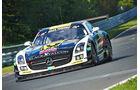 #10, Mercedes-Benz SLS AMG GT3 , 24h-Rennen Nürburgring 2013
