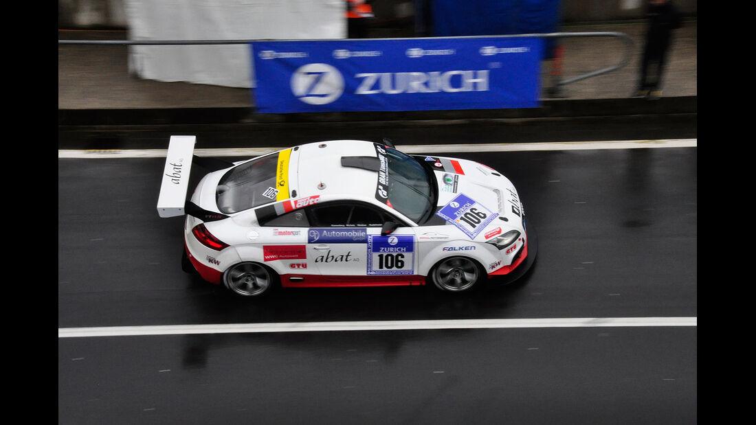 #106, Audi TT RS , 24h-Rennen Nürburgring 2013