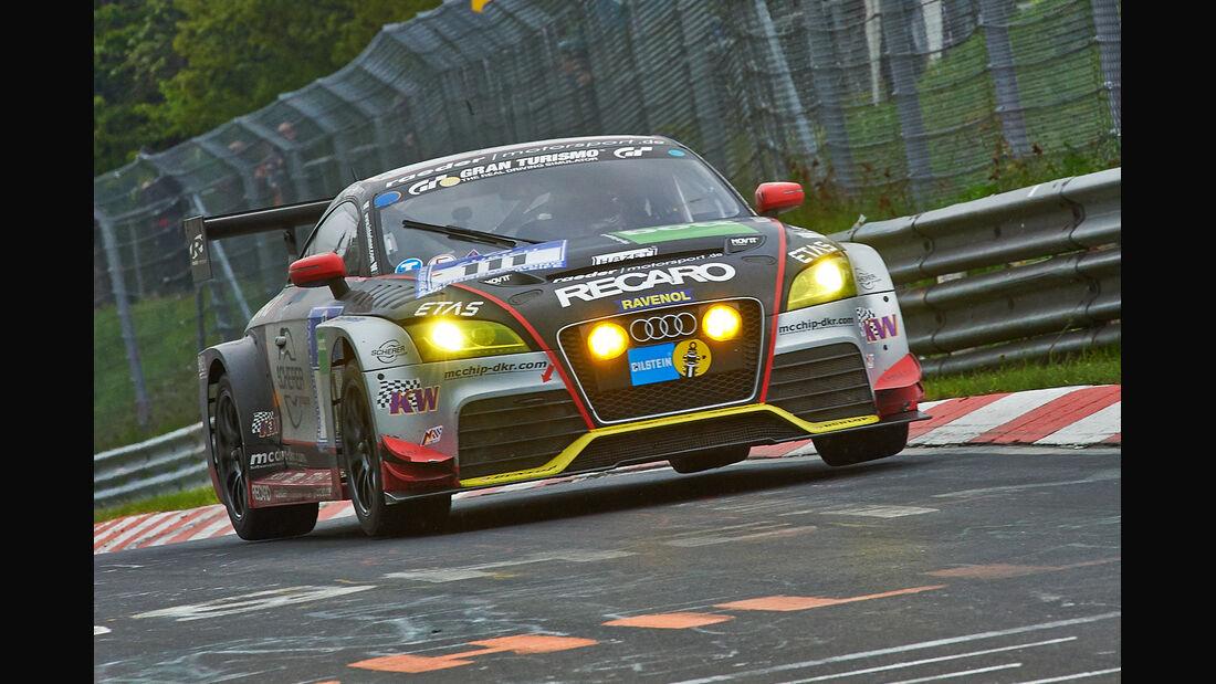 #111, Audi TT RS , 24h-Rennen Nürburgring 2013