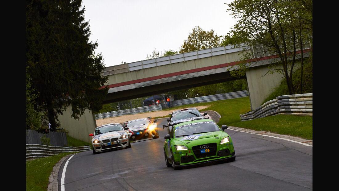 #118, Audi TT , 24h-Rennen Nürburgring 2013