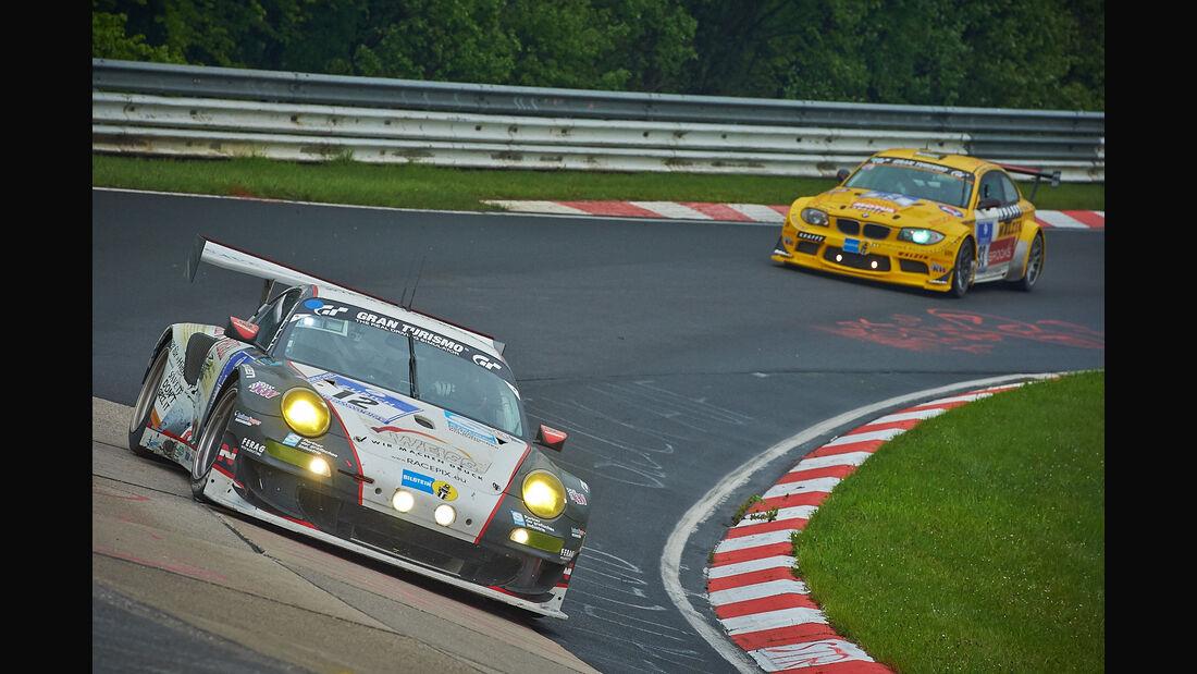 #12, Porsche 911 GT3 RSR , 24h-Rennen Nürburgring 2013