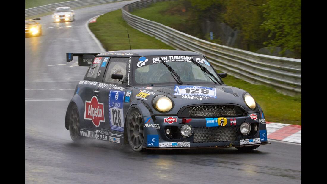 #128, MINI Cooper JCW , 24h-Rennen Nürburgring 2013