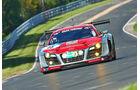 #15, Audi R8 LMS ultra , 24h-Rennen Nürburgring 2013