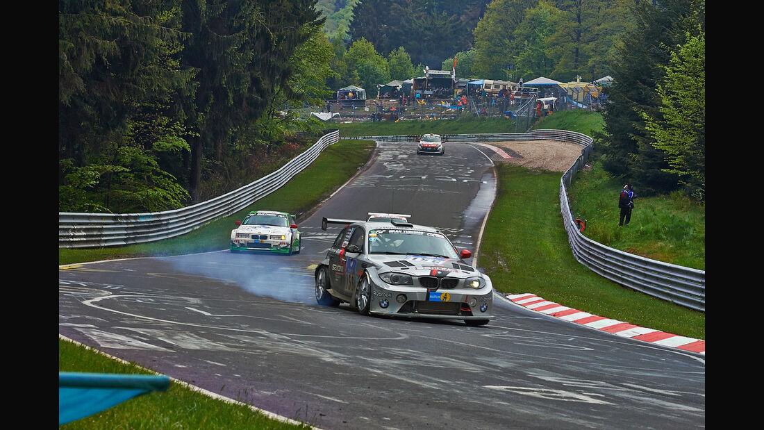 #156, BMW 135D GTR , 24h-Rennen Nürburgring 2013