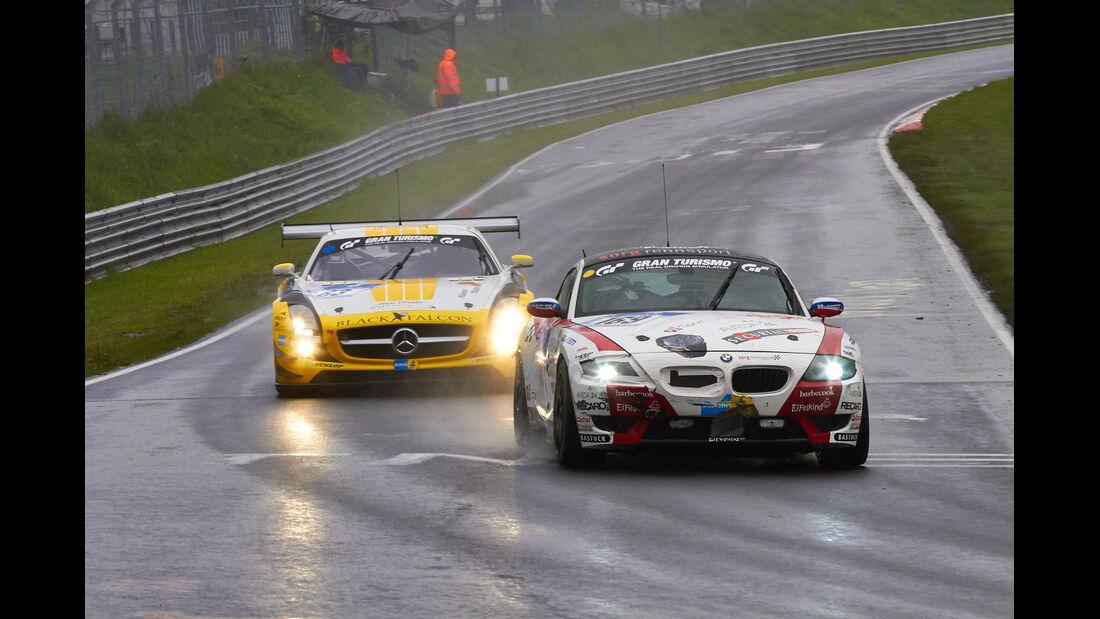 #169, BMW Z4 Coupé , 24h-Rennen Nürburgring 2013