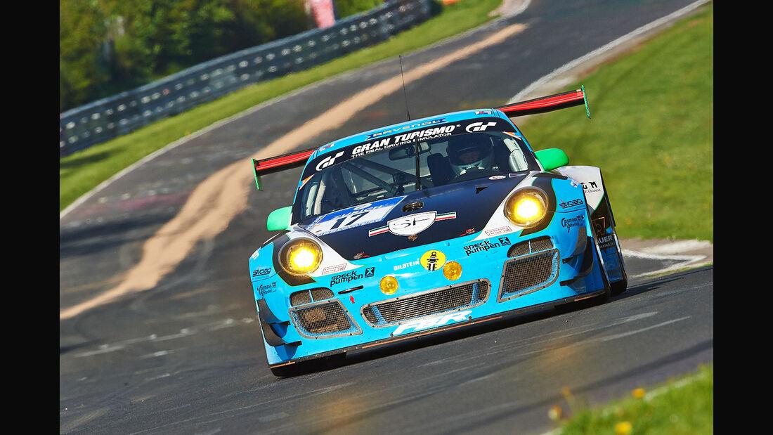 #17, Porsche 997 GT3 R , 24h-Rennen Nürburgring 2013