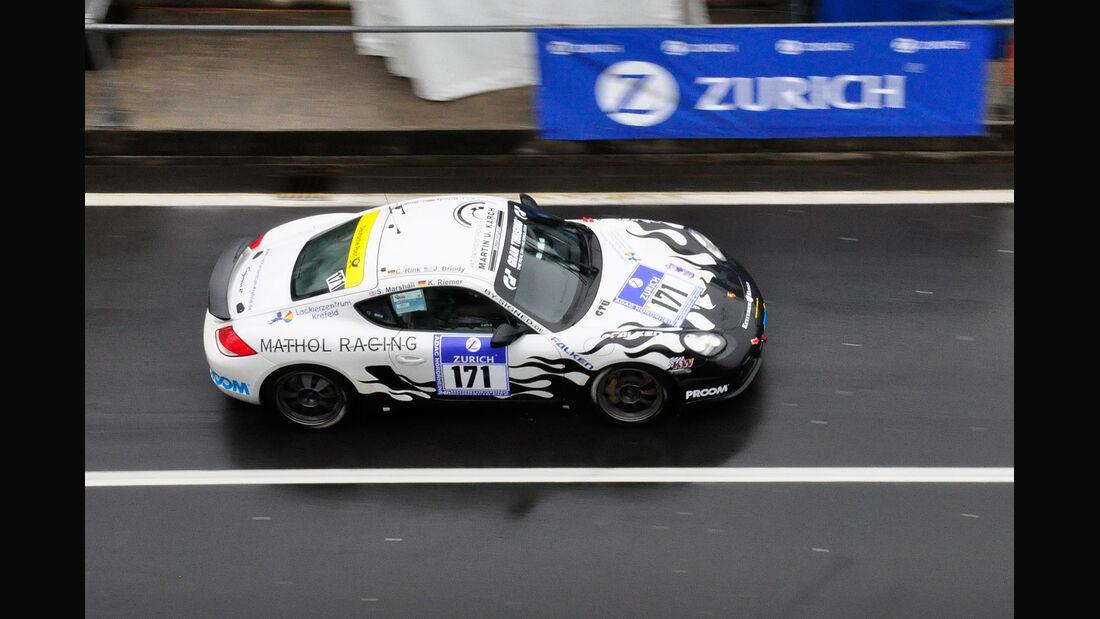 #171, Porsche Cayman R , 24h-Rennen Nürburgring 2013
