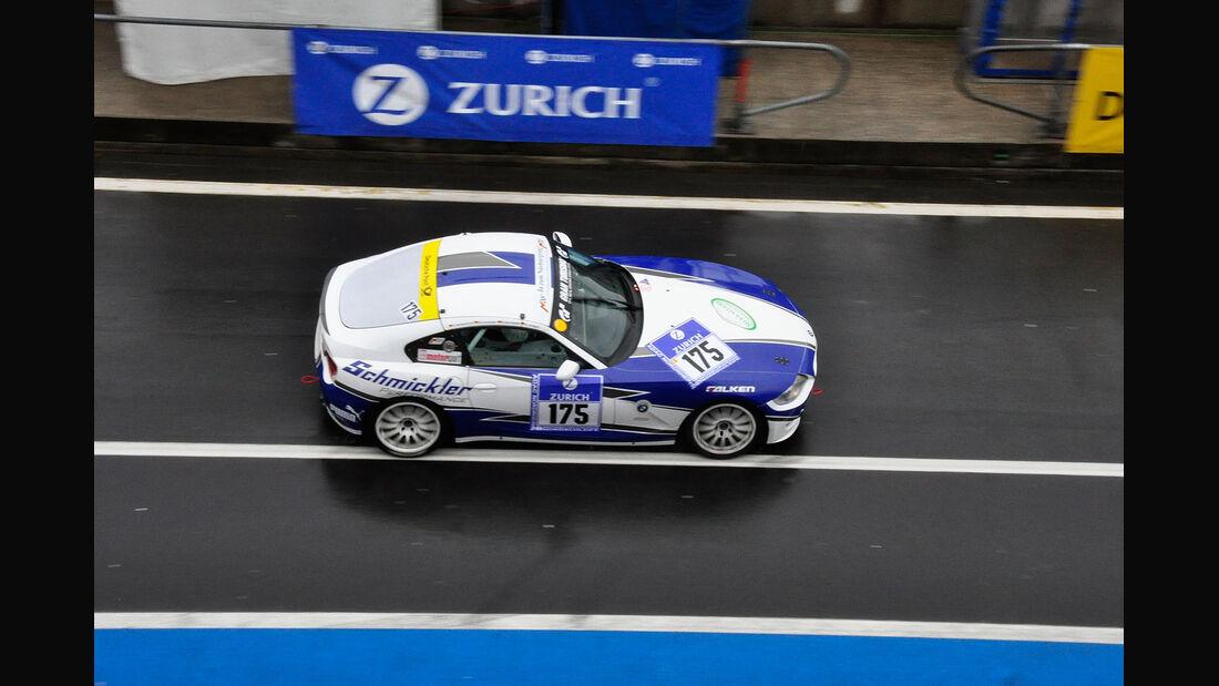 #175, BMW Z4 M Coupé , 24h-Rennen Nürburgring 2013