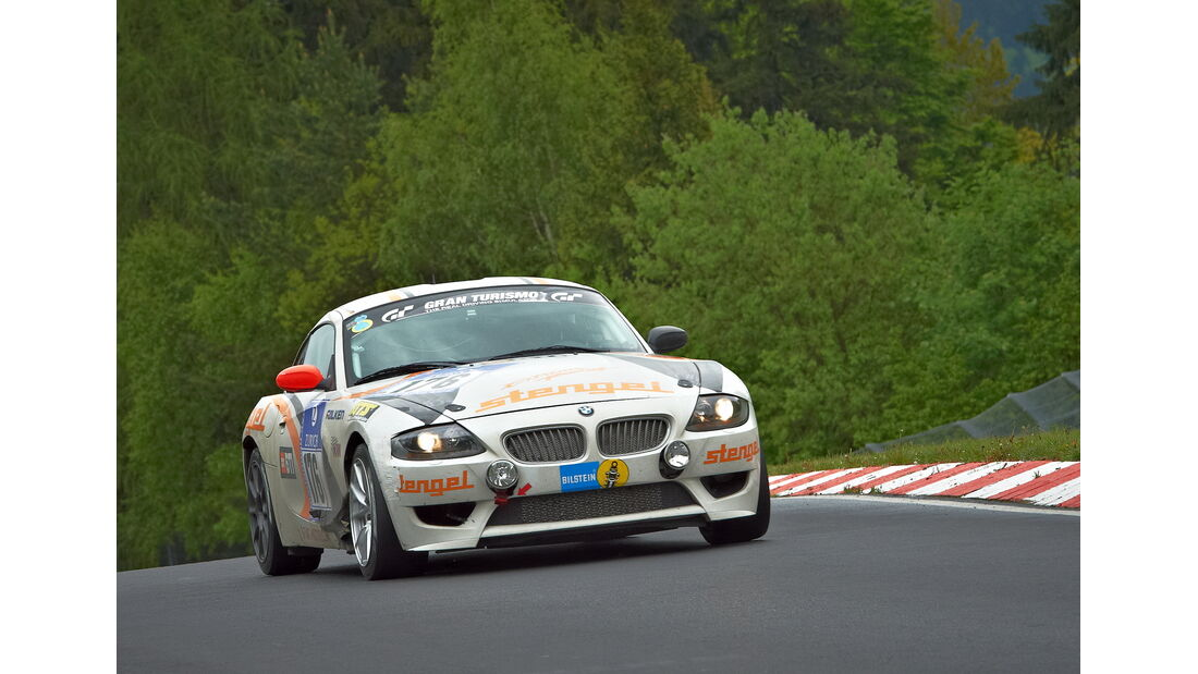 #176, BMW Z4 M , 24h-Rennen Nürburgring 2013
