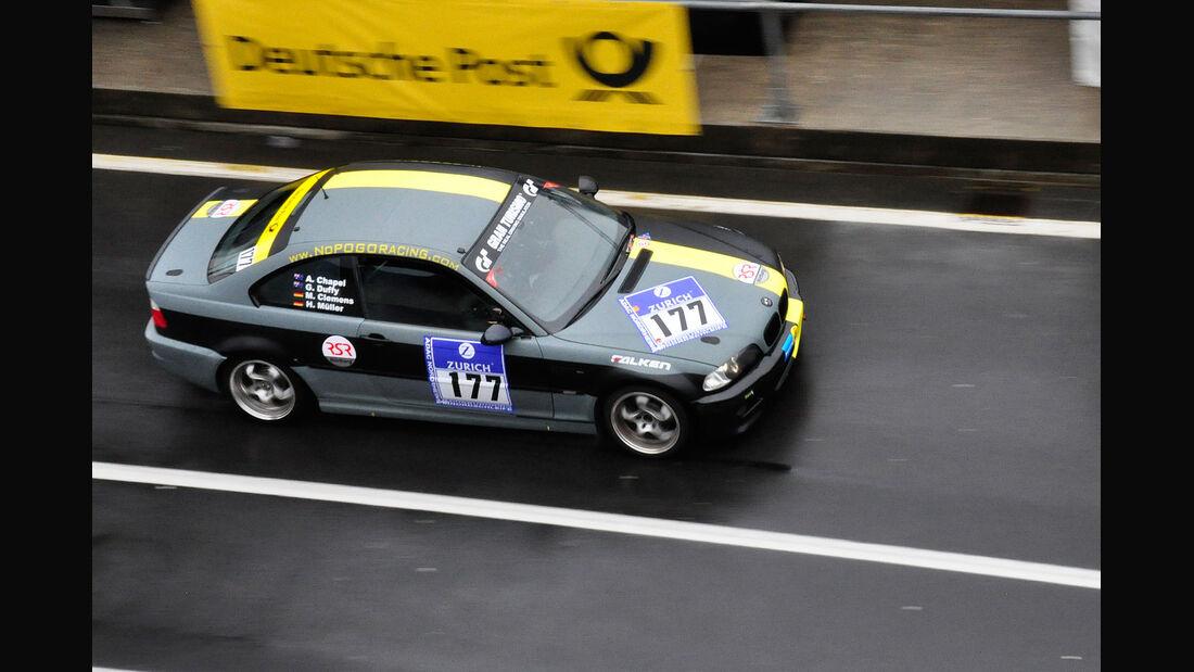 #177, BMW E46 , 24h-Rennen Nürburgring 2013