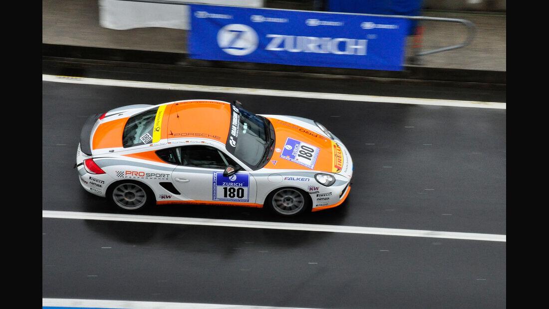 #180, Porsche Cayman R , 24h-Rennen Nürburgring 2013