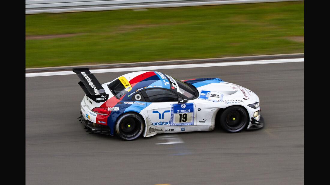 #19, BMW Z4 GT3 , 24h-Rennen Nürburgring 2013