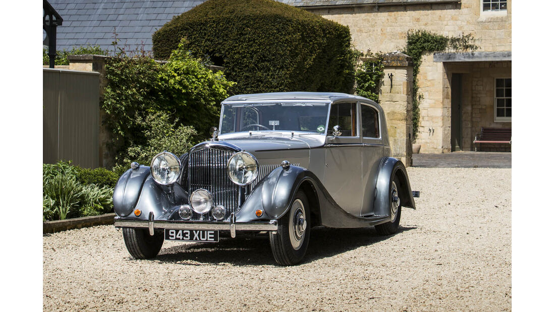 '1938 Bentley 4¼-Liter ''High Vision'' '
