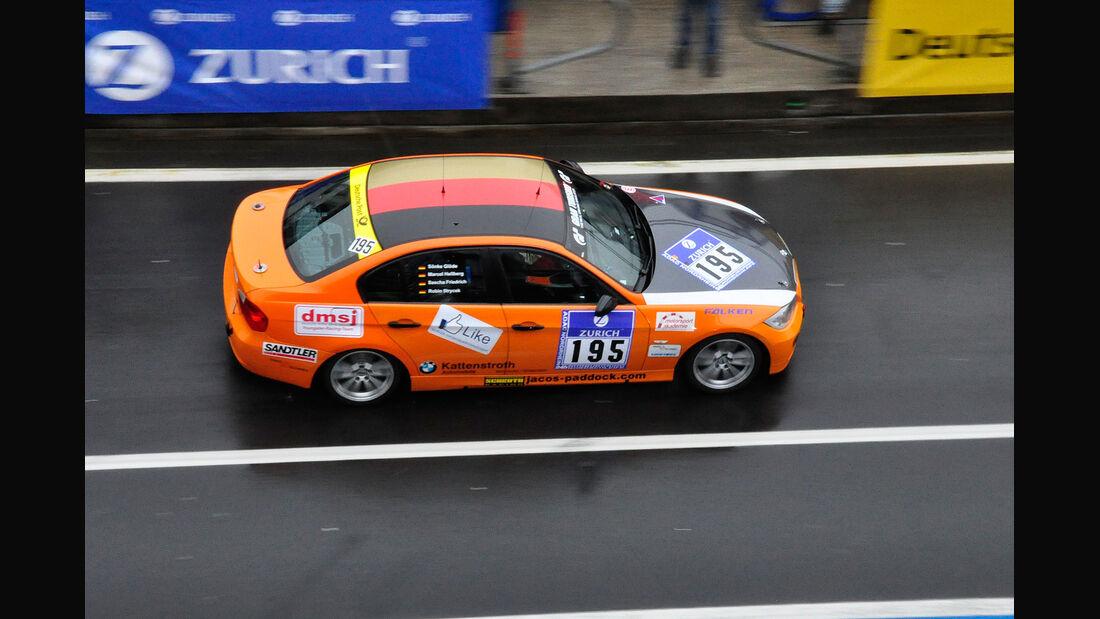 #195, BMW E90 325i , 24h-Rennen Nürburgring 2013