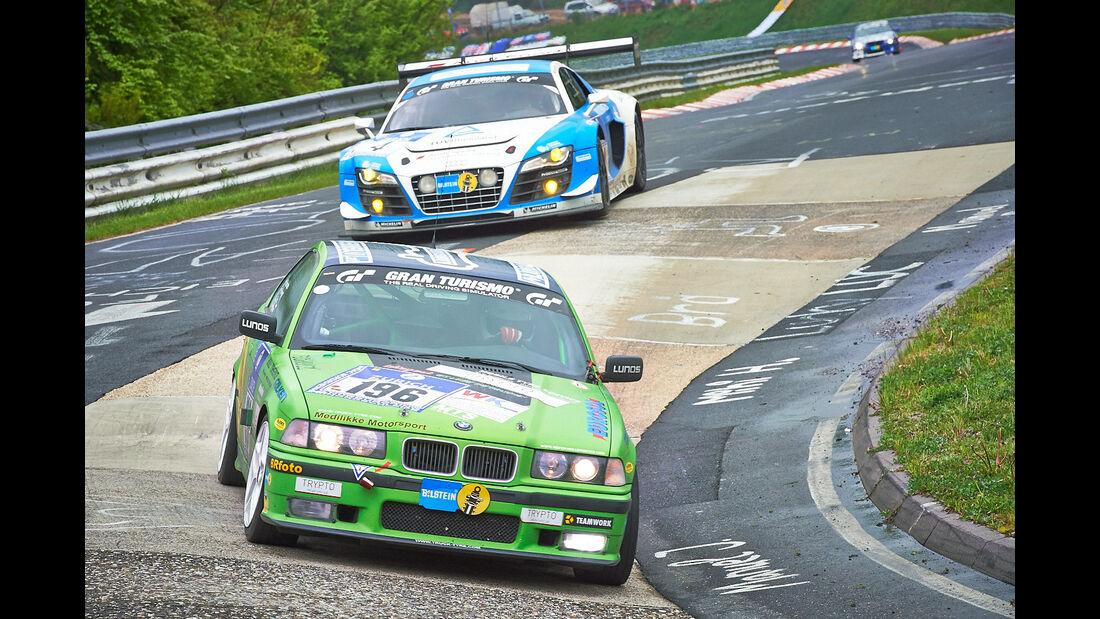#196, BMW 325i , 24h-Rennen Nürburgring 2013