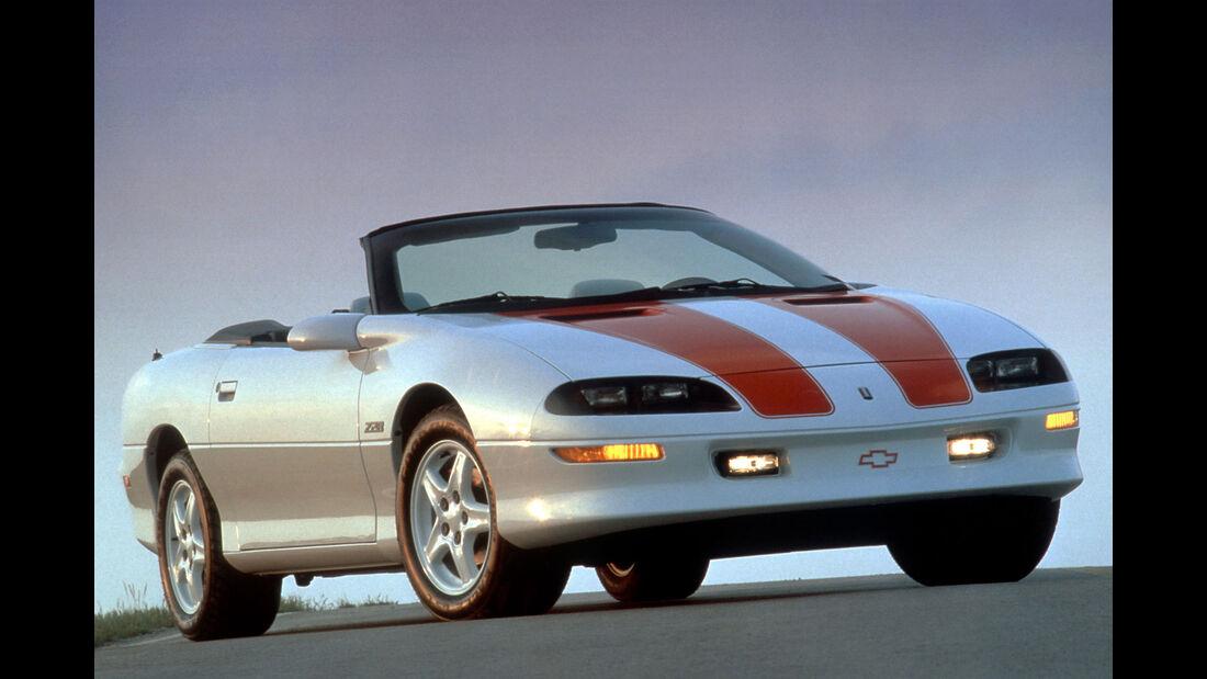 1997 Chevrolet Camaro Z/28 30thAnniversary - Muscle Car - Pony Car
