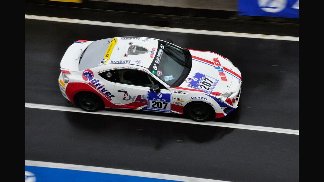 #207, Toyota GT86 , 24h-Rennen Nürburgring 2013