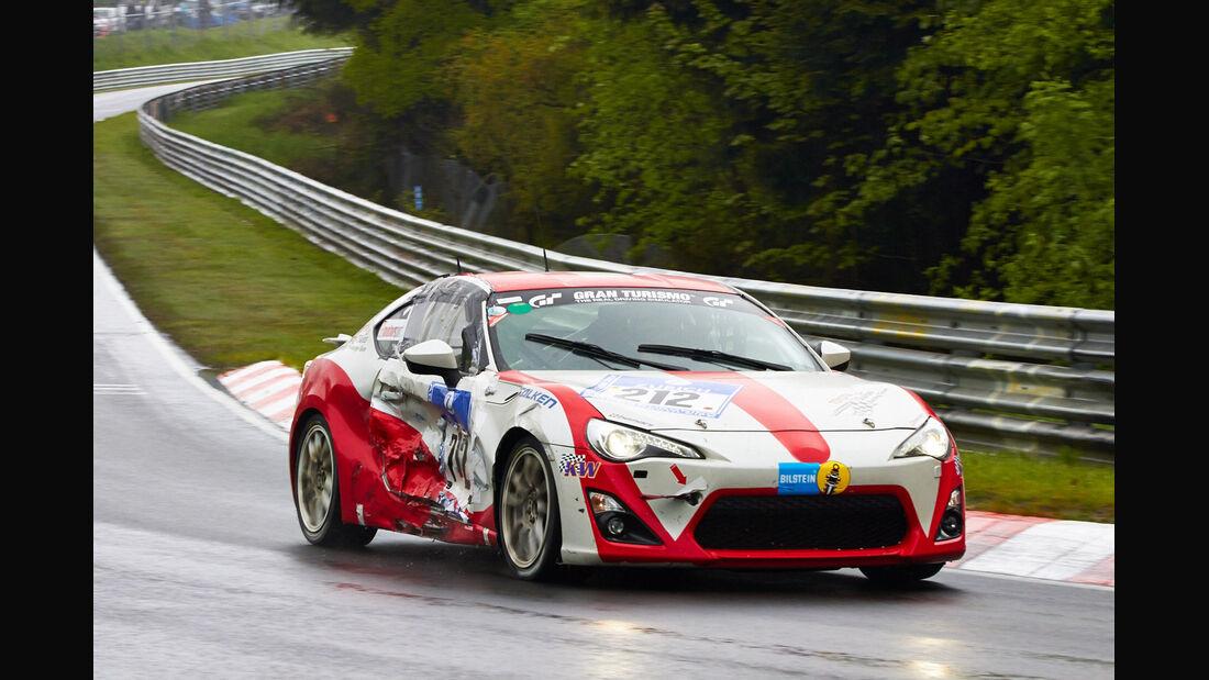 #212, Toyota GT86 , 24h-Rennen Nürburgring 2013
