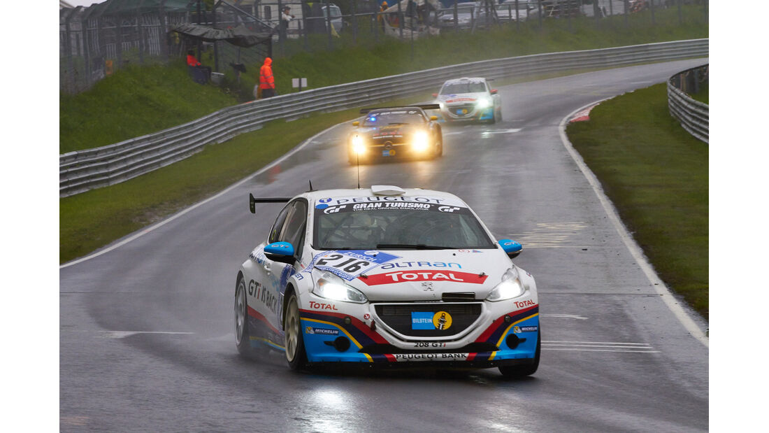 #216, Peugeot 208 GTi , 24h-Rennen Nürburgring 2013