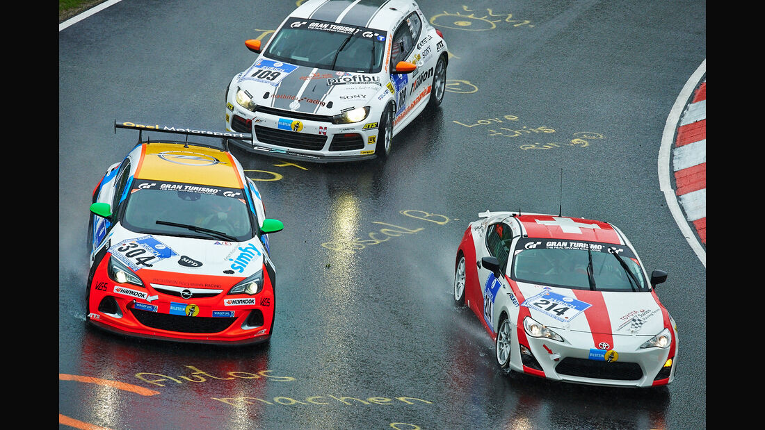 #304, Opel Astra OPC Cup , 24h-Rennen Nürburgring 2013