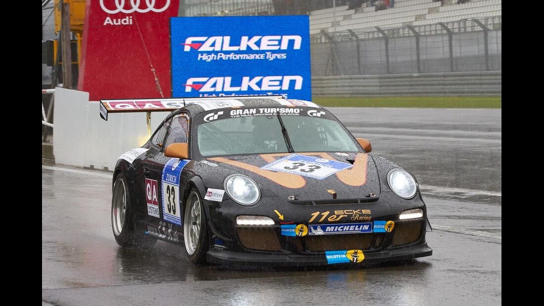 #33, Porsche 911 GT3 Cup , 24h-Rennen Nürburgring 2013