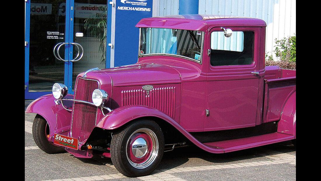 34er Ford Pickup