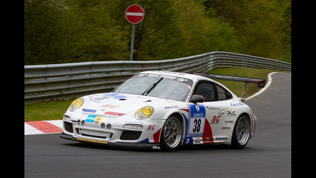 #38, Porsche 997 GT3 , 24h-Rennen Nürburgring 2013