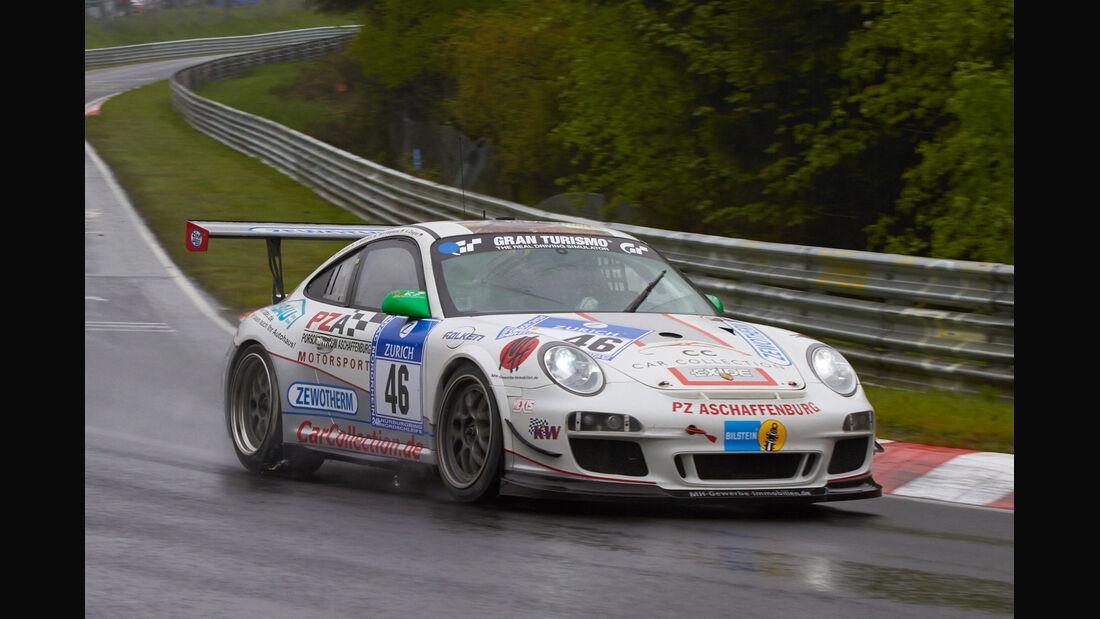 #46, Porsche 911 GT3 Cup , 24h-Rennen Nürburgring 2013