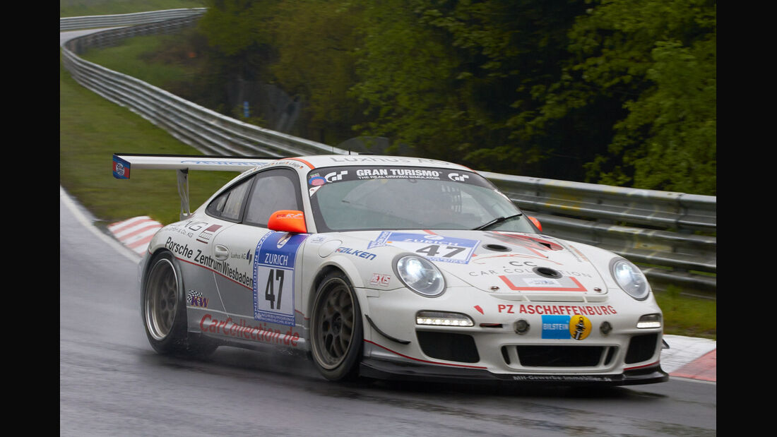 #47, Porsche 911 GT3 Cup , 24h-Rennen Nürburgring 2013